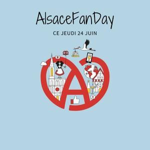 C'est l'AlsaceFanDay et on adore ce concept 😍 Tous les amoureux de l'Alsace vont pouvoir se réunir ❤️  Si vous ne connaissez pas déjà, on vous laisse découvrir ce que c'est ! 🥨🍻  #alsacefanday #strasbourgfrance